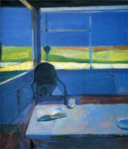 Richard-Diebenkorn-painting-interior-w-book